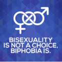 Bisexuals are Badass: Intersectionality Between Intersex, Bi and GNC Communities