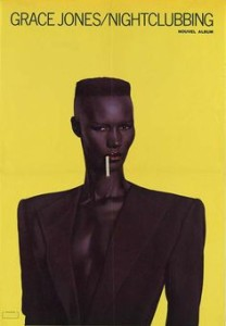 Grace Jones Nightclubbing Album Cover