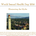Presenting @ World Sexual Health Day 2016 at Stanford!
