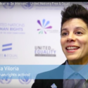 My video by the U.N.'s Free & Equal Campaign!