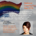 Celebrating National Coming Out Day!