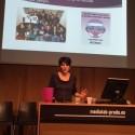 Keynote in Madrid — an honor & my 1st presentation in Spanish!