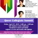 Presenting Keynote at Texas State University's Queer Summit!